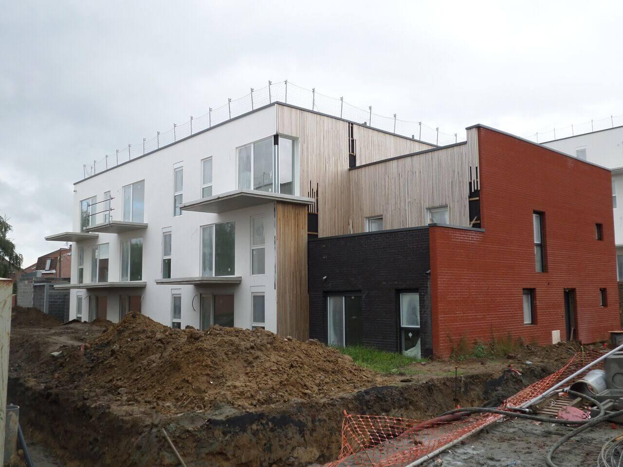 47 logements site Gheysen