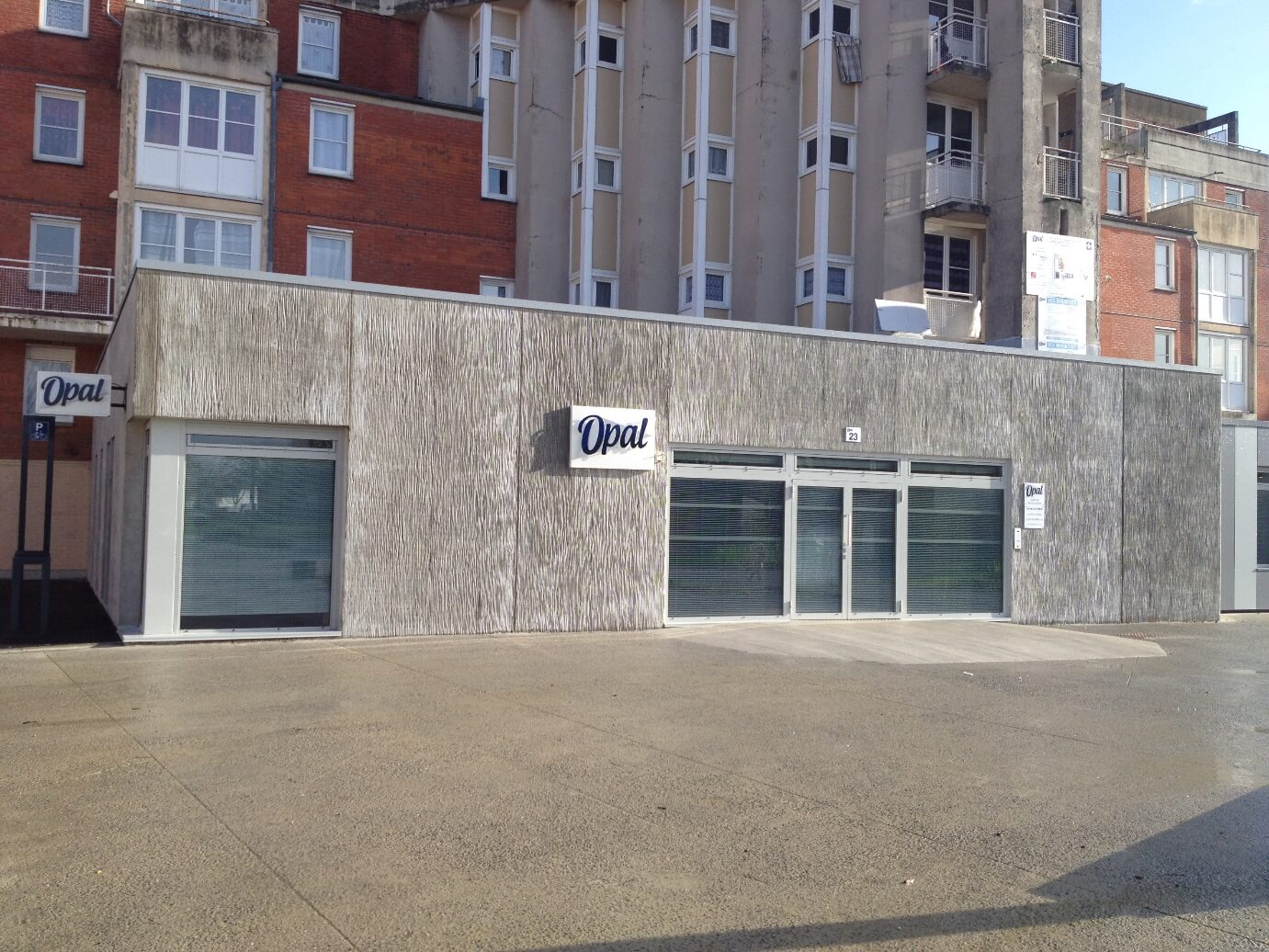 Plan de rénovation urbaine du quartier Chevreux – OPH DE L'AISNE